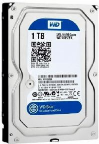 "4633 - HD Western Digital 3,5"" 1TB Sata III 6.0Gb/s 7200RPM 64MB WD10EZEX"
