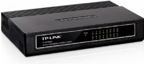 6725 - Switch TP-Link 16 Portas 10/100Mbps TL-SF1016D