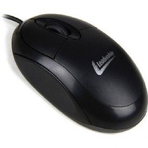 4392 - Mouse Óptico Leadership OPS PS2 Black