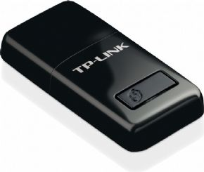6505 - Mini Adaptador USB Wireless N TP-Link 300Mbps TL-WN823N