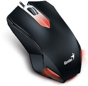 7586 - Mouse Gamer Genius X-G200 USB