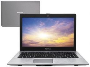 8353 - Notebook Positivo Premium XRi7120 Intel Core i3 4005U 2GB DDR3 500GB Tela LED 14""