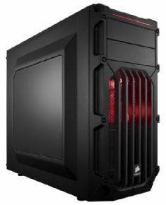 8737 - Gabinete Carbide Gamer CC-9011052-WW series Spec-03 Shade Red LED