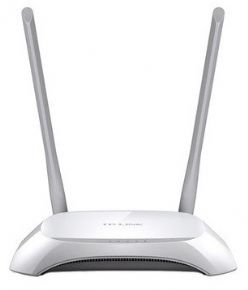 8881 - Roteador Wireless TP-Link N 300Mbps 2 Antenas TL-WR849N