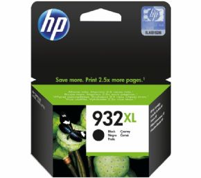 5863 - Cartucho de tinta HP 932XL Preto 22,5ml A VISTA R$ 179,00
