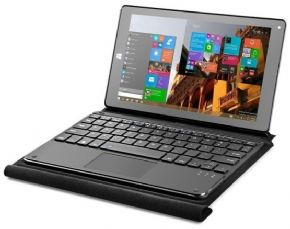 "8552 - Tablet/Notebook Multilaser Híbrido 2 em 1 Tela 8,9"" Quad Core 32GB 2GB de RAM Windows 10 Preto NB242"