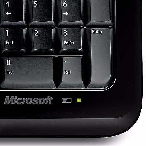 Teclado + Mouse Microsoft Desktop 850 Wireless (PY9-00004)