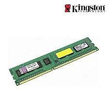 7671 - Memória Kingston 8GB 1600Mhz DDR3 CL11 - KVR16N11/8