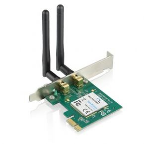 4784 - Placa rede PCI Wireless 300 Mbps com WPS Multilaser