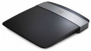 7030 - Roteador Wireless Linksys N600 MIMO Dual Band E2500BR