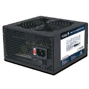 8041 - Fonte WiseCase 500W - REAL 24X04