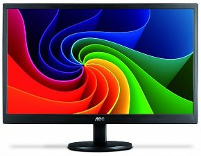 "7873 - Monitor LED AOC 21,5"" Widescreen E2270SWN"