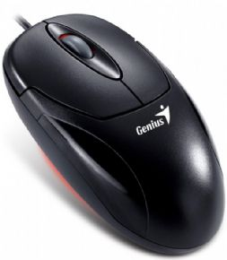 Mouse Genius XScroll PS2 Preto