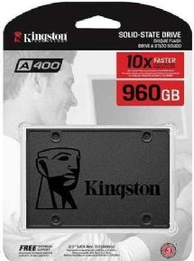 "10046 - SSD Kingston 2.5"" 960GB A500 SATA III SUV500/960G"