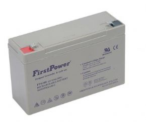 10085 - BATERIA SELADA FIRST POWER 6V 12AH FP6120