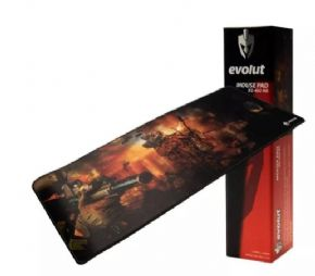 "10218 - MOUSE PAD GAMER EVOLUT 700X300X2MM EG-402 RD    - <b><font color=""#0db901""><font size=""4""</font></font></b>"