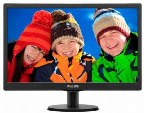 6449 - Monitor LED Philips 18,5'' 193V5LSB2