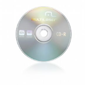 285 - CD-R Print Plus Multilaser