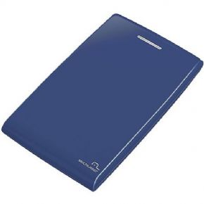 "5850 - Case HD Externo 2,5 Azul Piano Multilaser GA117  - <b><font color=""#0db901""><font size=""4"">R$54,00 À VISTA</font></font></b>"