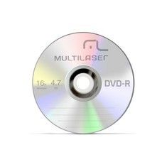 4265 - DVD-R GRAVAVEL MULTILASER 4,7GB DV060