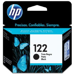 3736 - Cartucho de tinta HP 122 Preto 2ml