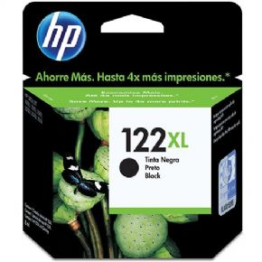 3635 - Cartucho de tinta HP 122XL Preto 8,5ml