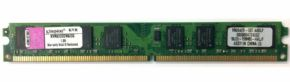 7861 - Memória Kingston 2GB DDR2 800Mhz KVR800D2N6/2G