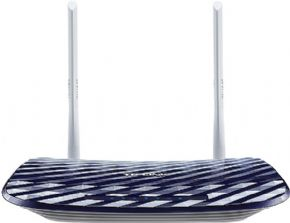 Roteador Wireless TP-Link Dual Band 750Mbps AC750 Archer C20
