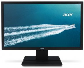 "8719 - Monitor LED Acer Widescreen 19.5"" Preto V206HQL"