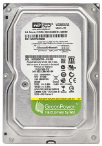 "8754 - HD Western Digital 3,5"" 250GB SATA 3.0Gb/s 8MB WD2500AVVS"
