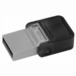 "8875 - Pen Drive Kingston 32GB 3.0 DataTraveler Micro Duo e Micro USB  - <b><font color=""#0db901""><font size=""4"">R$101,00 À VISTA NA LOJA</font></font></b>"