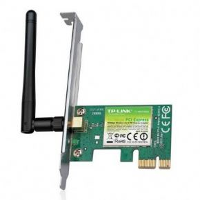 6467 - Placa de Rede TP-Link Wireless 150Mbps PCI Express TL-WN781ND