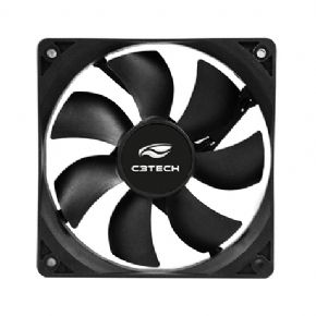 9316 - COOLER FANSTORM SERIES 120X120X25MM 12V F7-L100-BK