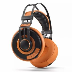9364 - Headphone Bluetooth Pulse Premium Large Laranja PH243