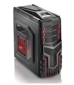 "9731 - WARRIOR YUCHI GABINETE GAMER C/ COOLER LED GA124  - <b><font color=""#0db901""><font size=""4"">R$373,00 À VISTA</font></font></b>"