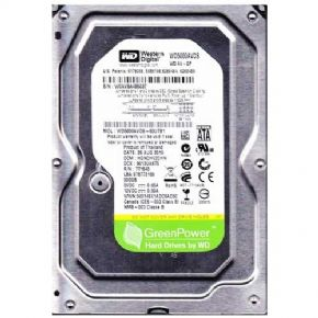 "8753 - HD Western Digital 3.5"" 500GB Sata 3GB/s 7200 RPM 8MB WD3200AVDS"
