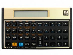 6683 - Calculadora Financeira HP 12C Gold