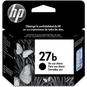 1419 - Cartucho de tinta HP 27b Preto 11ml
