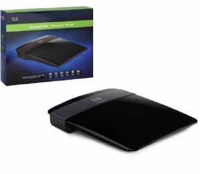 Roteador Linksys Wireless 300Mbps  E1200