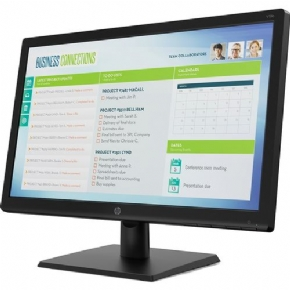10820 - MONITOR LED HP 18.5 PRETO