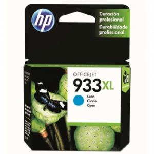 Cartucho de tinta HP 933XL Ciano 8,5ml R$92,00 À VISTA